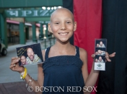 -Boston, MA, August 19, 2014- Red Sox players stop by the Jimmy Fund Radio Telethon at Fenway Park on August 19th, 2014 (Photo by Amanda Sabga/Boston Red Sox)